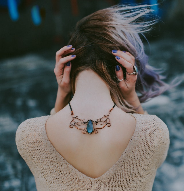collar lariat