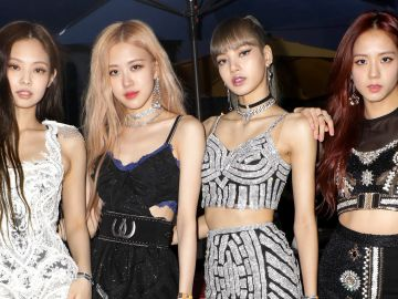 Black Pink son un grupo musical que además de ser referente en los escenarios también lo es en la moda y la cosmética | Crédito Getty Images.