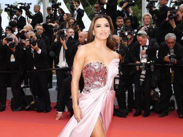 Eva Longoria en Cannes   | Crédito Getty Images
