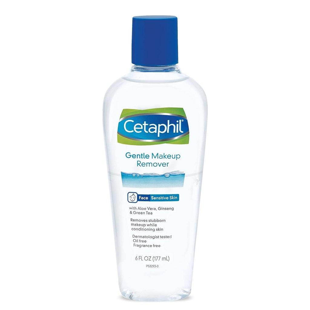 Gentle Makeup Remover de Cetaphil
