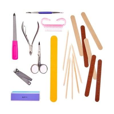 kit de manicure en target