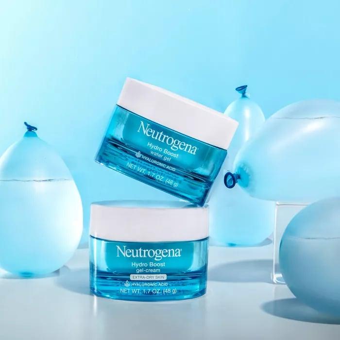 gel hidratante neutrogena target