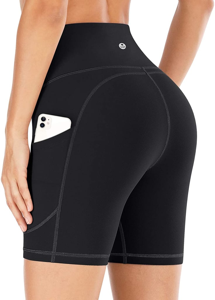 biker shorts baratos amazon