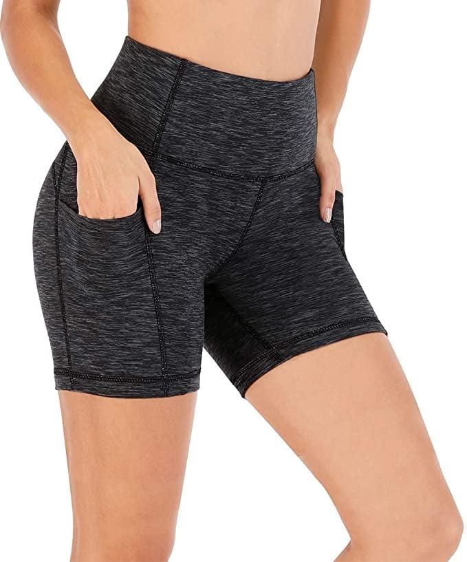 biker shorts cortos amazon