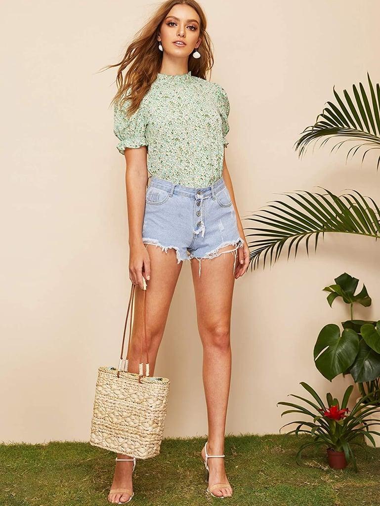 blusas baratas en amazon