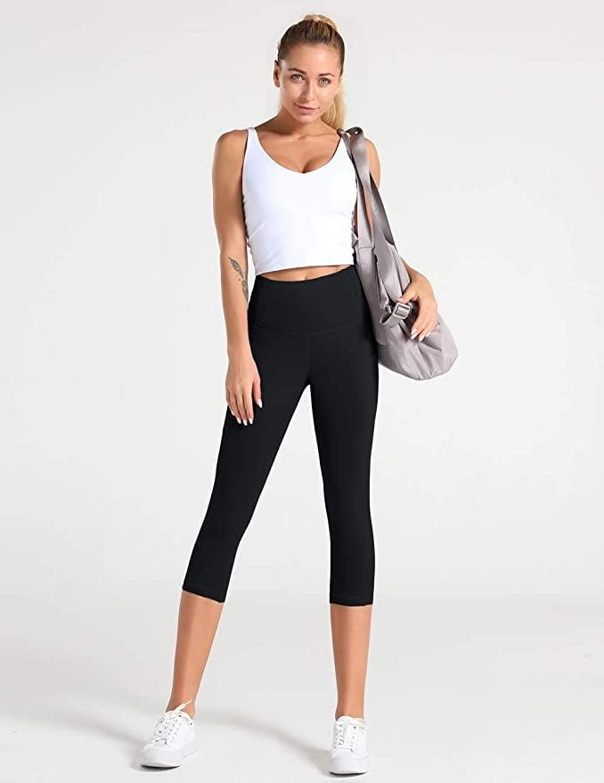 leggings de cintura alta