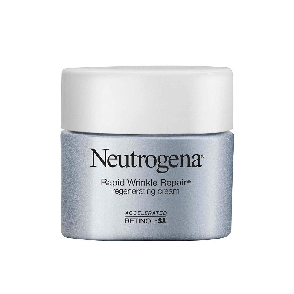 crema neutrogena con retinol anti arrugas