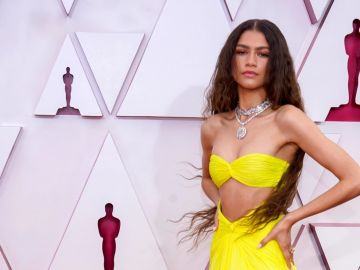 maquillaje actrices premios oscar 2021
