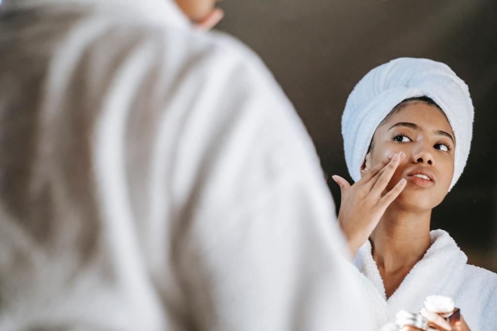 como saber si estás exfoliando demasiado tu piel