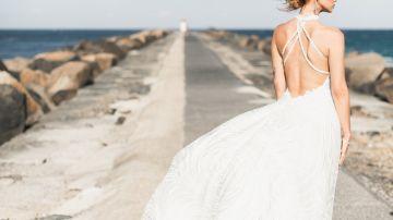 tendencias vestidos de novia 2022
