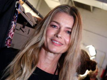 Paulina Porizkova Portada Vogue