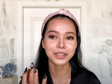 bella poarch beauty routine