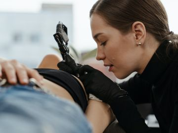 tatuaje temporal que desaparece en un año