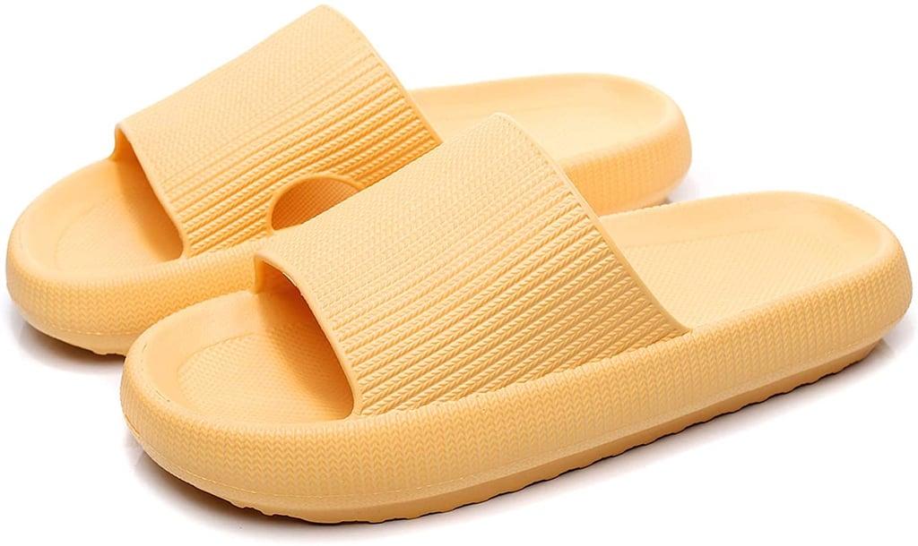 pillow slides sandalias