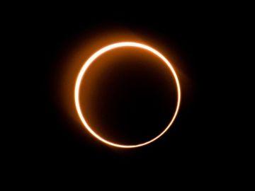 cuando es el eclipse anillo de fuego junio 2021