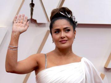 salma hayek Hitman's Wife's Bodyguard