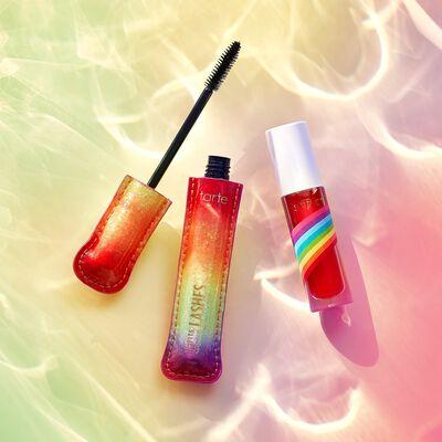 tarte cosmetics gloss y mascara pride 2021