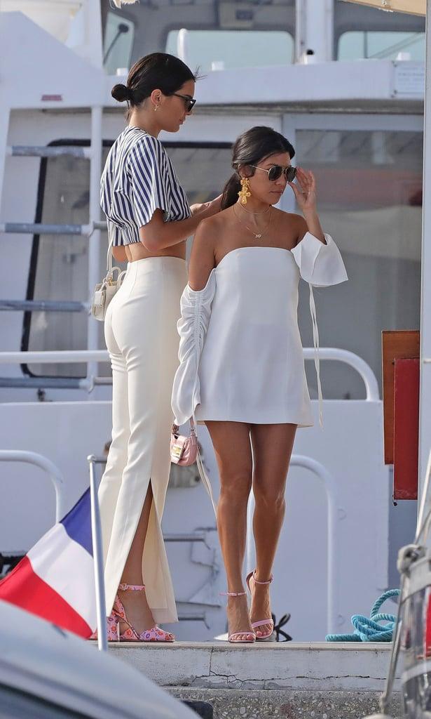 mejores outfits kourtney kardashian