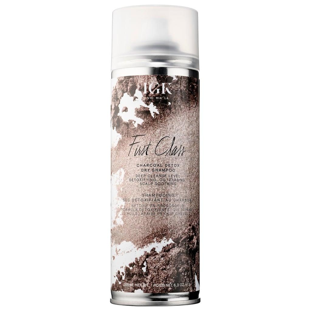 mejores shampoos en seco