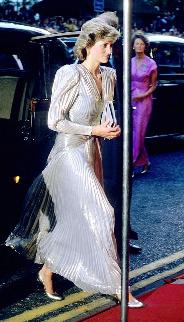 vestidos lady di
