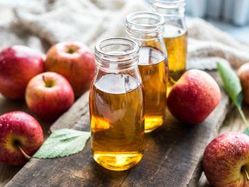 vinagre de manzana en rutina de belleza