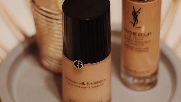 base de maquillaje liquida vs base de maquillae en polvo