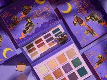 colourpop hocus pocus coven crew collection