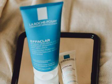 limpiadores faciales para piel propensa al acne