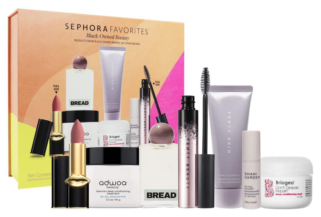 Sephora Favorites Black-Owned Beauty Set