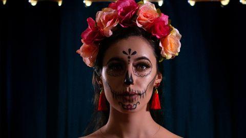 tutoriales maquillaje halloween